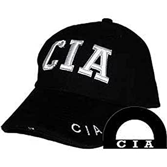 Casquette CIA Brodé