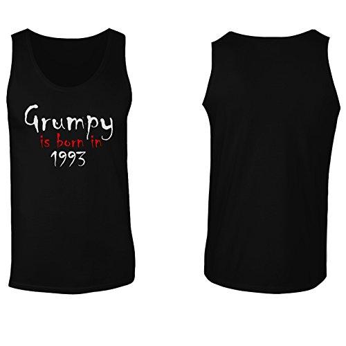 Grumpy è nato nel 1993 canotta da uomo c250mt Black