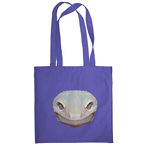 Texlab–Poly Snake–sacchetto di stoffa Marine