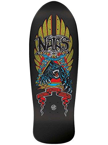 Santa Cruz Skateboard Deck Natas Panther Metallic Reissue 10.5'' SK (Santa Panthers)