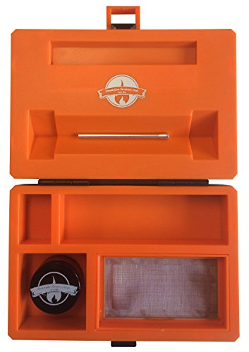 Cheeky One Smokers Club 2016 NEW SMALL Box with 3 Part Metal Grinder by CheekyOne