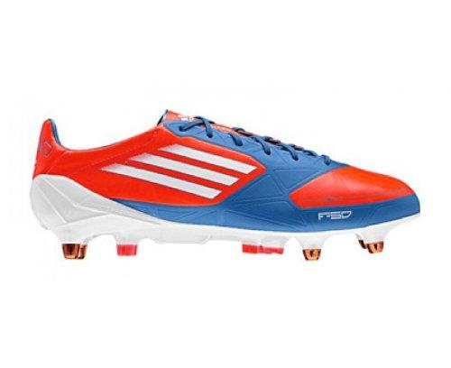 Adidas F50Adizero XTRX SG Men 's Football Boots Rosso
