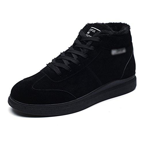 FEIFEI Chaussures pour hommes Matériaux de haute qualité Hiver High Help antidérapant loisirs garder au chaud bottes de neige 3 couleurs