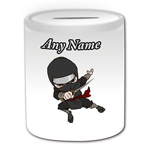 personalisiertes-geschenk-ninjutsu-spardose-martial-arts-design-thema-weiss-alle-nachricht-name-auf-