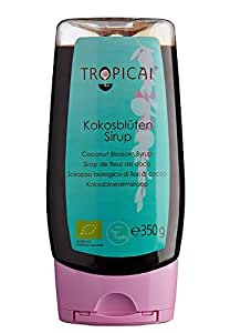 Tropicai - Feiner Fair Trade Bio-Kokosblütensirup - Philippinen - 350 g