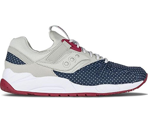 Baskets Saucony Grid 9000 Navy