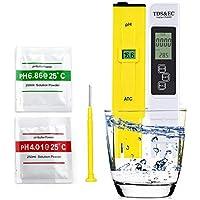 Calidad del Agua Medidor de Prueba TDS Ph CE Temperatura 4 en 1 Set
