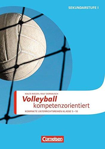 Sportarten: Volleyball kompetenzorientiert: Kopiervorlagen