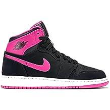 Nike Air Jordan 1 Retro High Gg, Chaussures de Running Entrainement Femme
