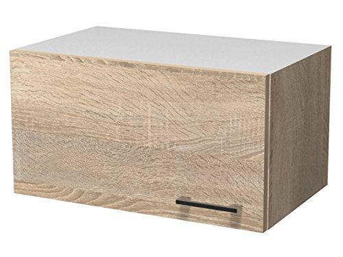 Flex-Well Classic Kurz-Hängeschrank Samoa 60 cm x 32 cm Sonoma Eiche