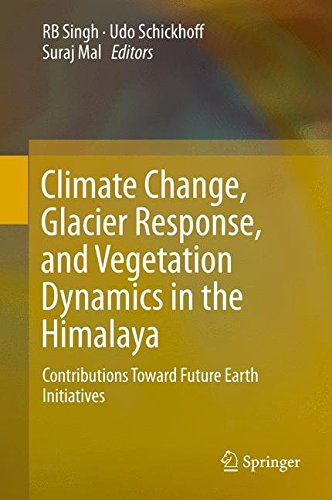 Climate Change, Glacier Response, and Vegetation Dynamics in the Himalaya: Contributions Toward Future Earth Initiatives