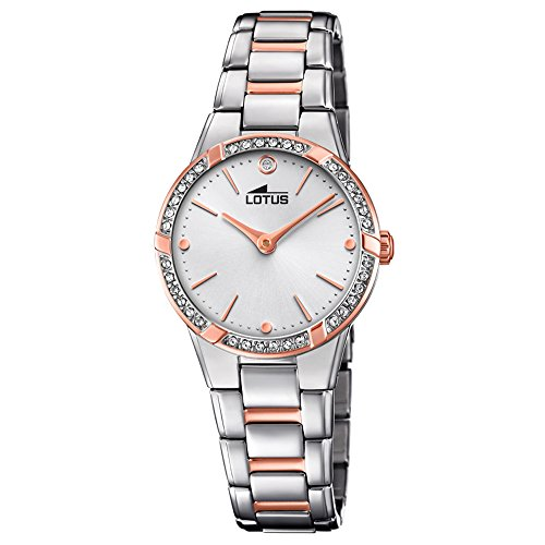 Lotus Bliss 18455/2 Wristwatch for women With Zircons