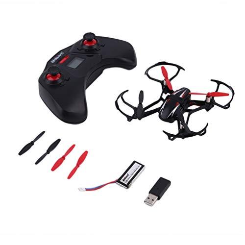 UDI U27 2.4 GHz 4Ch 4 ASSE 6 Axis Gyro Remote Control Quadcopter Pronto a Volare -Nero
