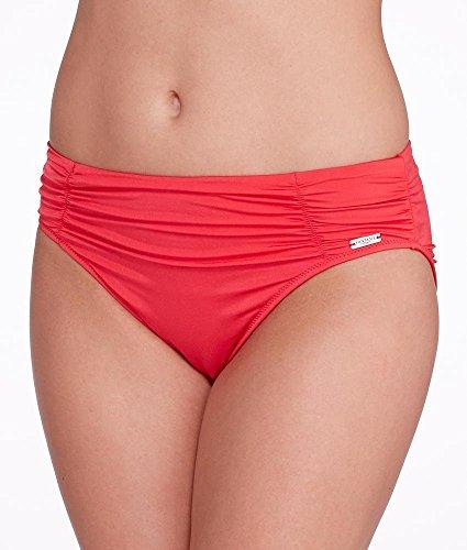 Los Cabos mid-rise Bikini Brief - slip a vita bassa Fantasie Hot Coral