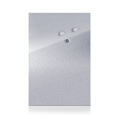 zeller-11120magnetic-board-40x-60cm-stainless-steel