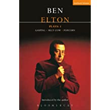 """Elton Plays: 1: Gasping; Silly Cow; Popcorn: """"Gasping"""", """"Silly Cow"""", """"Popcorn"""" Vol 1 (Contemporary Dramatists)"""