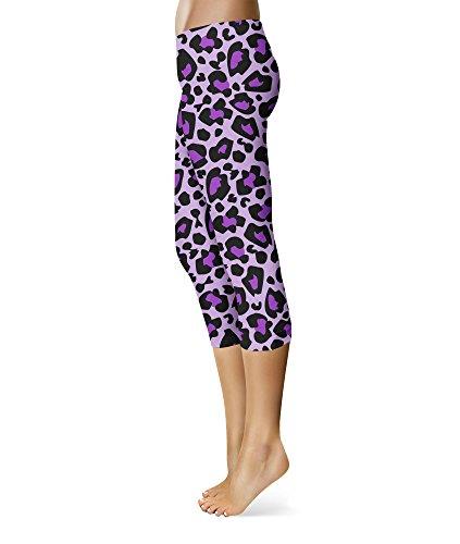 Queen of Cases - Legging - Femme blanc White purple