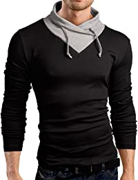Grin&Bear Slim Fit pull, sweat shirt col châle, BH111, BH113
