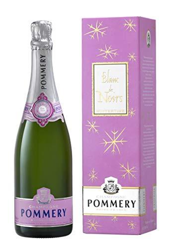 Champagne Pommery Wintertime Blanc de Noirs sous étui - 75cl