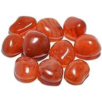 Humunize Glaube Heilung Red Karneol Stein Tumble Steine Reiki Healing Kristallschmucksteine Verschiedene Größen... preisvergleich bei billige-tabletten.eu