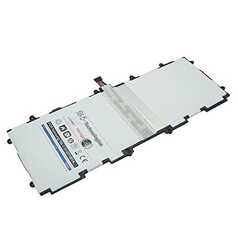 GLK-Technologies® Hochleistungsakku mit 7000 mAh passend für Samsung Samsung GT-7511