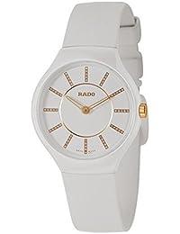 6e347efdc0e9 Rado Rado Verdadero Thinline – Reloj de cuarzo para mujer r27958709 ...