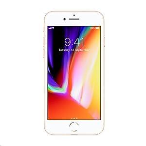 Apple iPhone 8 256 GB UK SIM-Free Smartphone - Gold