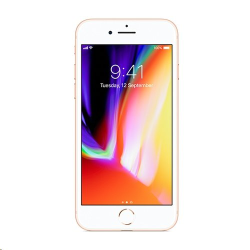 Apple iPhone 8 256 GB UK SIM-Free Smartphone - Gold Best Price and Cheapest