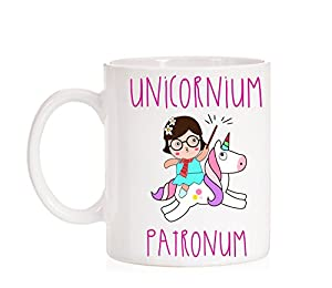MardeTé Taza Unicornium Patronum. Taza