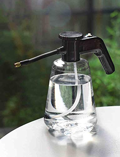 PIPIXIA Gießkanne Bewässerungsausrüstung und Sprühflasche - Elektrische Sprühflasche und zwei kleine Sprühflaschen im Wassermodus