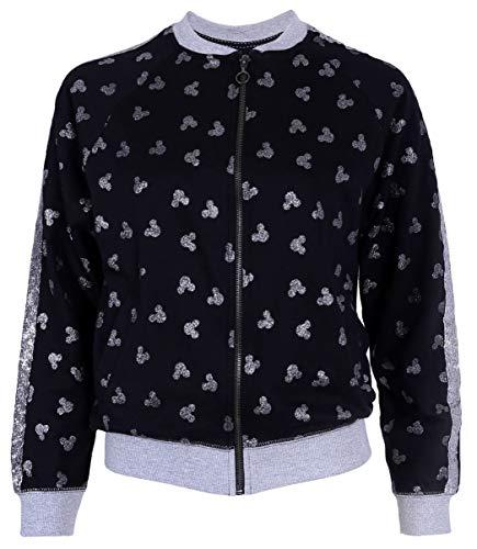 Mickey Maus, Disney, Mädchen, Damen Pullover Sweater Sweatshirt Jacke ()