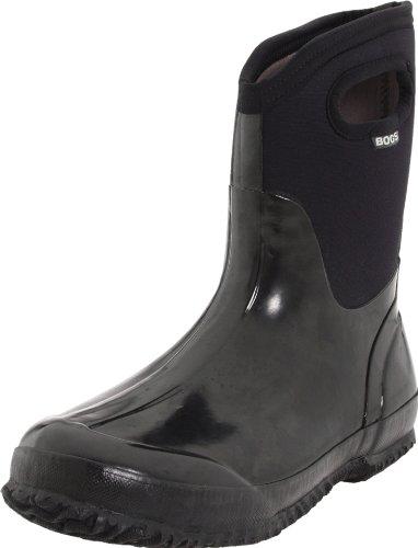 Bogs Plimsoll Houndstooth Tall Rain Boots Women Black Multi 2016 Gummistiefel, Schwarz, 43 EU (Womens Stretch-stiefel Tall)