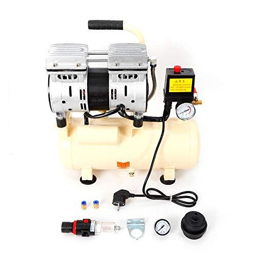 Compresor de pistón sin aceite