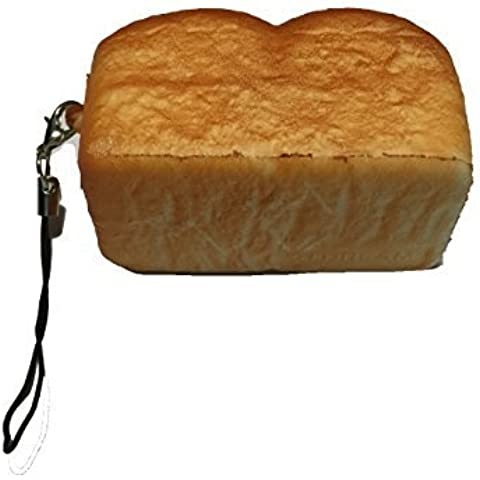 Mini Light Bread Loaf Squishy by TGA Products