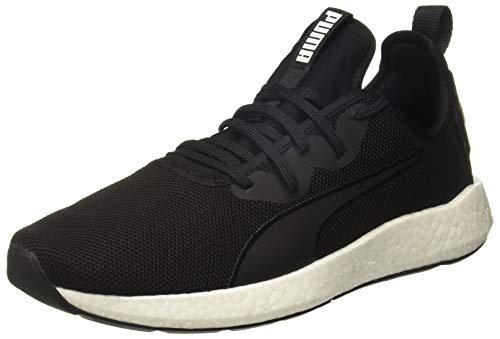 Puma NRGY Neko Sport Scarpe Running Uomo, Nero (Puma Black-Puma White), 40.5 EU