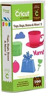 Cricut Tags, Bags, Boxes & More 2 Cartridge