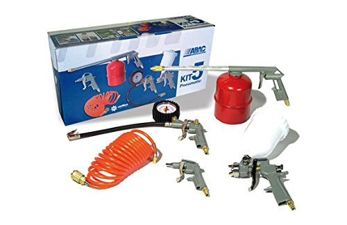 Abac - Kit herramienta neumatica5 piezas