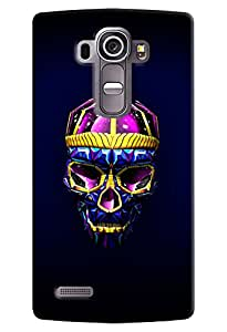 FurnishFantasy 3D Printed Designer Back Case Cover for LG G4, LG G4 Dual