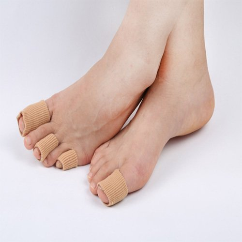 gel-toe-tube-bandage-toe-covers-sleeves-caps-von-toris-gel-toe-beschutzer-gel-tubing-toe-finger-band