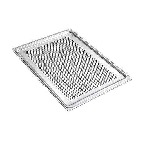 Smeg commerciale 3755 Tablett aus Aluminium