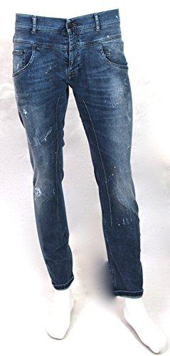 Daniele Alessandrini jeans Art. PJ454NCL1403506 - 30