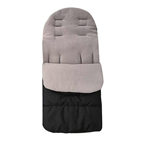 BBsmile saco de silla de paseo universal (Gris)