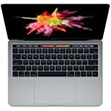"Apple MacBook Pro, 13"" mit Touchbar, Intel Dual-Core i5 3,1 GHz, 256 GB SSD, 8 GB RAM, 2017, Space Grau"