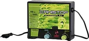 Creb CANISTOP Electrificateur Plastique Vert/Noir 24,5 x 16,5 cm