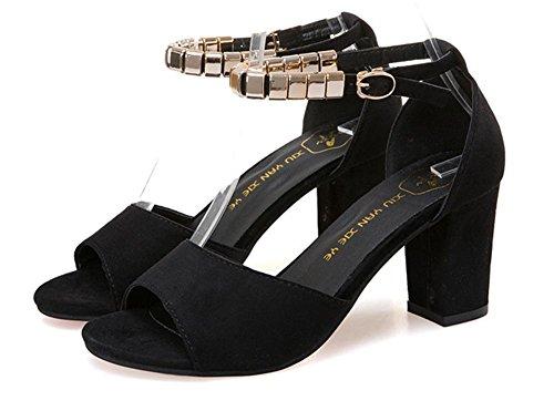 pengweiEstate sandali a scoppio a bocca aperta estate sandali sandali aperti anello piede anello 1