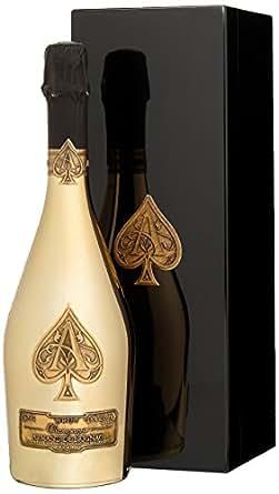 CattierArmanddeBrignac GoldChardonnay Brut Champagner(1 x 0.75 l)