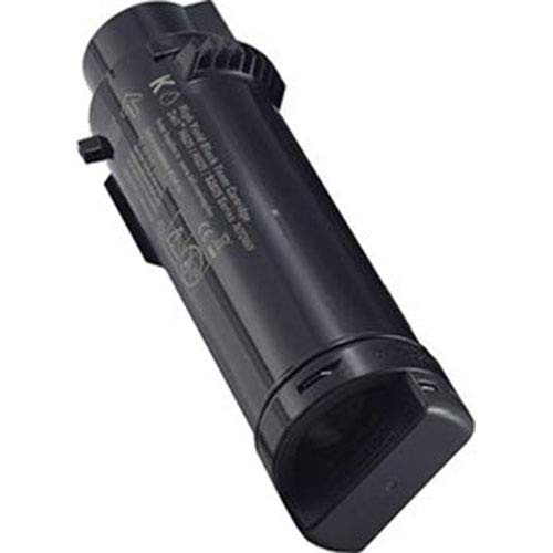 Dell 593-BBRZ Tintenpatronen Original, Seiten 5000, XL, schwarz - Low Yield Black Toner