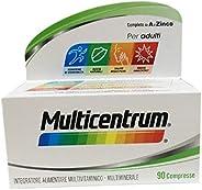 Multicentrum Adulti Integratore Alimentare - 90 Compresse, 110 g