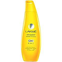 Lakme Sun Expert SPF 24 PA Fairness UV Sunscreen Lotion, 60ml