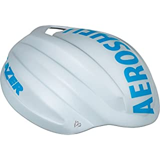 LAZER AEROSHELL Z1 MODELLE AEROSHELL COSMO MATTE WHITE BLUE M . ART-NR. FA003721044